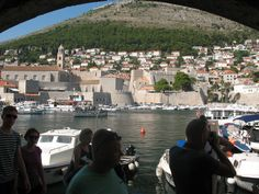 The city of Dubrovnik joined the UNESCO list of World Heritage Sites.