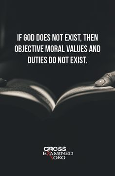 Is there a strong #moral argument for the existence of God? #faith