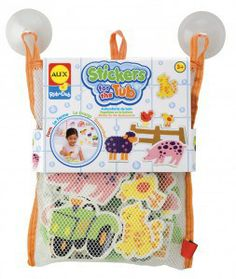 Teach your kids about farm life with Alex Toys' Farm Stickers for the Tub. These fun and colorful stickers will add to your child's enjoyment of his bath time as he gets to explore and learn about the different animals in a farm. Kids Bath Toys, Bath Toys For Toddlers, Toddler Toys, Baby Toys, Hvac Repair, Buy Stickers, Alex Toys, Cool Gifts For Kids, Fun Gifts