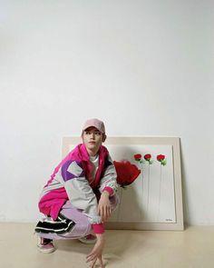 210320   TAEYONG instagram update Nct 127, Nct Taeyong, Na Jaemin, Pink, Winwin, Jaehyun, Nct Dream, Favorite Color, Boy Groups