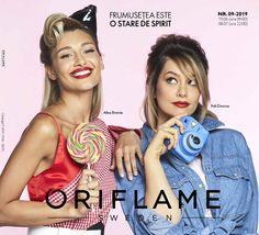 ORF România: Catalog Oriflame C9 - 2019 România Oriflame Cosmetics, Romania, Sweden, Catalog, Digital, Brochures