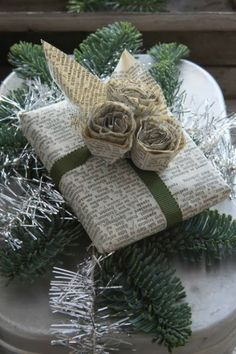 35 Christmas Gift Wrap ideas