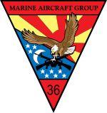 Marine Aircraft Group 36, Futenma Okinawa Japan