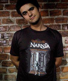Camiseta Welcome to Narnia  - Masculina