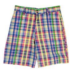 bae6873f6de20 Pastel Plaid Seersucker Boys Pete Short. SeersuckerPatterned ShortsBaileysKids  BoysSwim ...
