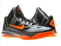 f7f2a217c491 NIKE AIR MAX HYPERAGGRESSOR BASKETBALL SHOES Size 20 Men s US 524851-006   Nike  BasketballShoes