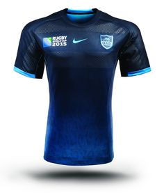 Argentina Pumas Nike Rugby World Cup 2015 Alternate Shirt