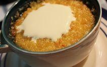 Quinoa Lemon Delicious Puddings Recipe