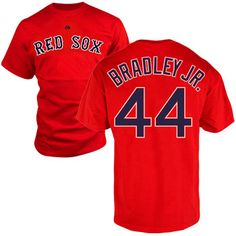 Got one! Boston Red Sox Jackie Bradley Jr. tshirt