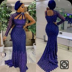 The most beautiful collection ankara aso ebi styles of 2018 you must try. These beautiful aso ebi are very exotic African Prom Dresses, Latest African Fashion Dresses, African Print Fashion, African Dress, African Formal Dress, Formal Dresses, Aso Ebi Lace Styles, Lace Gown Styles, African Lace Styles