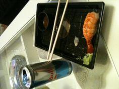 Sushi gone