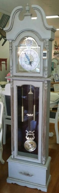 Cute Grandfather Clock Repurpose Project Clock Was Just A