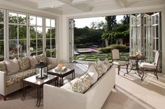 60 Most Popular Sunroom Design Inspirations ~ Smallhomedesignideas.CoM ツ ツ