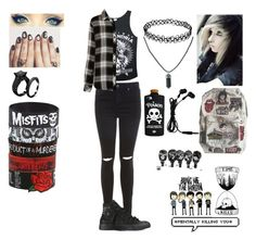 """""""I need everything on here"""" by sibelbell ❤ liked on Polyvore featuring Miss Selfridge, Converse, Valfré and Rails"""