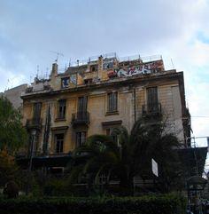 pagrati Athens, Louvre, Mansions, House Styles, Building, Travel, Home Decor, Viajes, Decoration Home