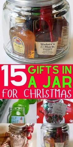 DIY Christmas gifts in a jar for coworkers, friends, family, and your boyfriend. These mason jar Christmas gifts for men and for women are the perfect cheap homemade Xmas gift for the Holidays. Which DIY gifts for Christmas will you be trying out this year? Mason Jar Christmas Gifts, Edible Christmas Gifts, Christmas Gifts For Coworkers, Mason Jar Gifts, Edible Gifts, Handmade Christmas Gifts, Mason Jar Diy, Christmas Ideas, Christmas Crafts