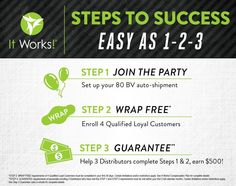 Keep things simple and they can be easily duplicated. Join today! http://wrapwithizzy.com/ #anyonecandoit #donthavetobeasalesperson #itworks