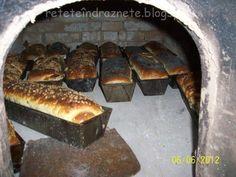 Cozonaci moldoveneşti la cuptorul cu lemne