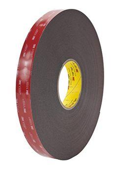 3M VHB Heavy Duty Mounting Tape 5952 Black, 3/4 in x 15 y... https://www.amazon.com/dp/B0016HM7SE/ref=cm_sw_r_pi_dp_x_TpAyzbBT76GWK
