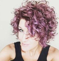 111 Amazing Short Curly Hairstyles for Women To Try in 2016 curly hair styles 111 Amazing Short Curly Hairstyles for Women To Try in 2018 Curly Pixie Haircuts, Short Curly Hairstyles For Women, Curly Hair Styles, Curly Pixie Cuts, Hair Styles 2016, Straight Hairstyles, Natural Hair Styles, Short Pixie, Black Hairstyles