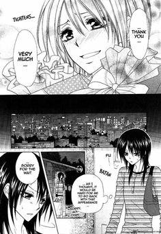 Kaichou wa Maid-sama! 40 - Page 33