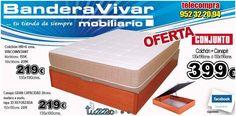 Muebles Bandera Vivar es una marca dedicada a la venta personalizada de muebles…