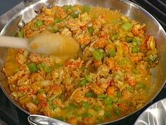 Crawfish Etouffee recipe from Emeril Lagasse via Food Network