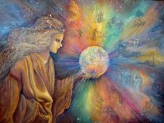 The Oracle, by Josephine Wall