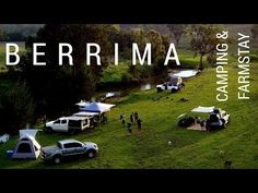 Pakunaoffroad With Mark Tutone: Overland Obsessed - Berrima Camping & Farmstay QLD...