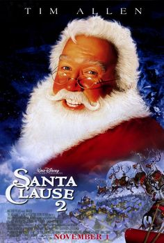 the santa clause 2 | The Santa Clause 2 Movie Posters From Movie Poster Shop