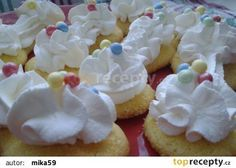 jogurtový krém na dorty Russian Recipes, Nutella, Rum, Fondant, Frozen, Food And Drink, Sweets, Drinks, Cupcake
