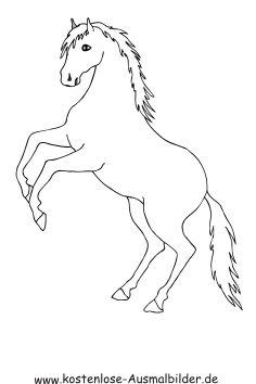 Ausmalbild Pferd 8 Kostenlos Ausdrucken Ausmalbilder Pferde Ausmalbilder Pferde Zum Ausdrucken Pferde Bilder Zum Ausmalen