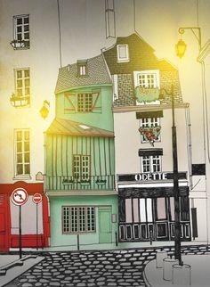 Fine Art, Paris, Fun, Etsy, Shopping, Home Decor, Montmartre Paris, Decoration Home, Room Decor