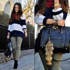 Warm n cosy with .....<3 - Sweater | on Fashionfreax you can discover new designers, brands & trends.