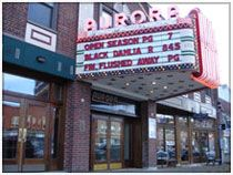 The Aurora Theatre, Movie Theatre, East Aurora, NY