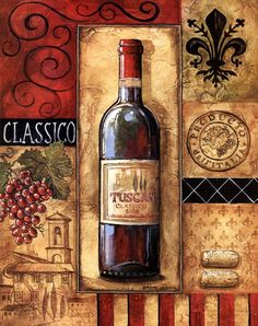 Tuscan Classico by Gregory Gorham art print