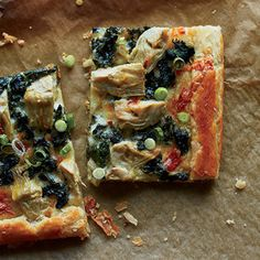 Food & Wine: 7 Recipes to Transform Healthy Spinach into Comfort Food