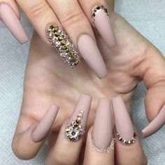 Nude Nails Sparkle  Follow Shop Love ❤❤❤❤ remycelebrityhair.com Get inspired visit our store like our Facebook #nude #glamorous #best #gorgeous #style #loveher #look #vixensewin #girly #she #selfie #ladies #cute #her #hands #nailart #nailpolish #love #pretty #fall #beautiful #wedding #celebrities #birthday #glam #shine #perfection #sparkle #manicure