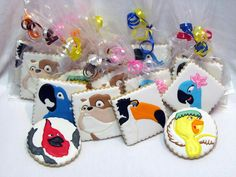 rio party favors | Rio crew party favors | Flickr - Photo Sharing!