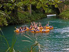 Chukka Zipline & River Tubing Combo Excursion in Ocho Rios, Jamaica