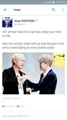 And army bomb wave... sending virtual hug for u intl army fams