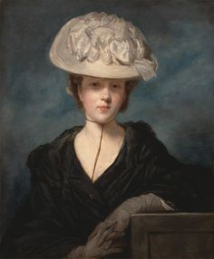 Sir Joshua Reynolds, 1723-1792, British, Miss Mary Hickey, 1770, Oil on canvas, Yale Center for British Art, Paul Mellon Collection Acc. #B1976.7.188