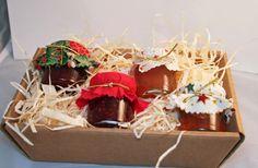 Christmas Mini Hamper Luxury Homemade Jam Jam by Melysweddings, £11.99