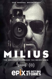 John Milius; affiliated with David Milch, Robert Redford, etc.