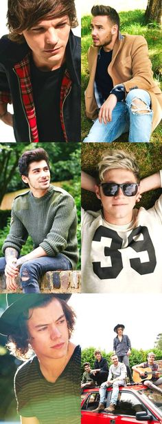 One Direction Four Photoshoot