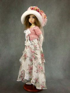 OOAK Handmade Outfit by Monica Spicer for Kaye Wiggs