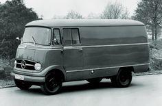 Mercedes-Benz L 319 (1955)