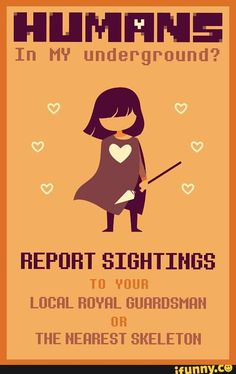 UNDYING I HAVE MADE A POSTER FOR HUMAN SIGHTINGS!!!!!! ( I didn't really make this I'm not taking credit lol )