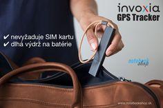 Invoxia GPS Tracker - GPS Tracker novej generácie. Nevyžaduje SIM kartu, na jedno nabitie vydrží až 6 mesiacov. Postráži deti, veci, auto... Sims, Tote Bag, Mantle, Totes, The Sims, Tote Bags