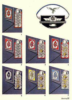 Luftwaffe-Stabsoffiziere